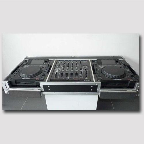 Pioneer DJM900 Nexus met 2x CDJ2000