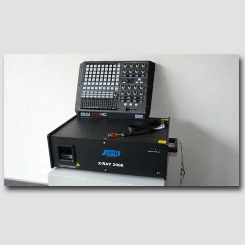 ProRental-Nicols-X-ray2000-laser-zonder-sturing